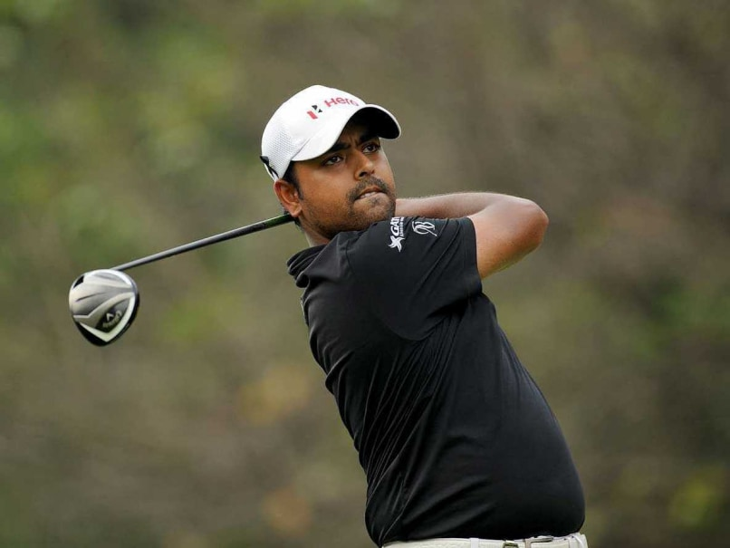 Anirban Lahiri Finishes Tied Fourth in Tournament Players Championship