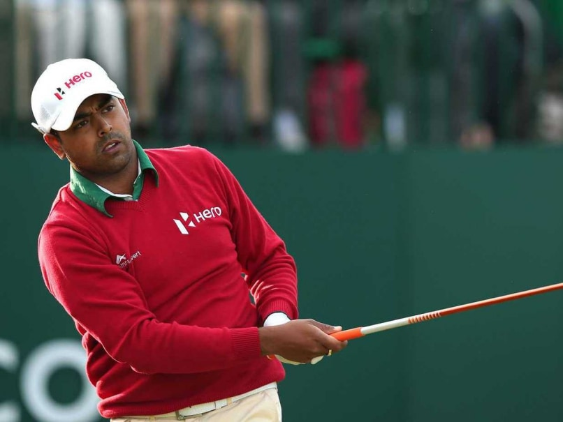 Sick Anirban Lahiri Bows Out of British Open