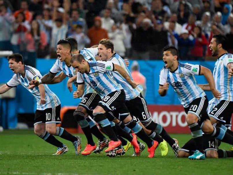 Argentina Withstands the Netherlands in a Shootout