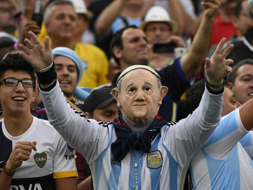 Vatican Says No 'Two Popes' for FIFA World Cup 2014 Final