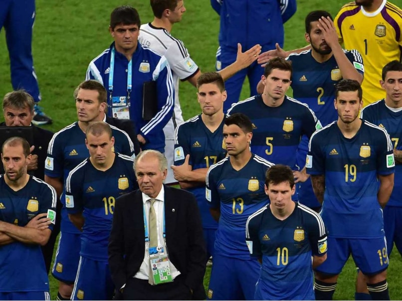 FIFA World Cup 2014: Argentina Press Lauds 'Heart of Champions'