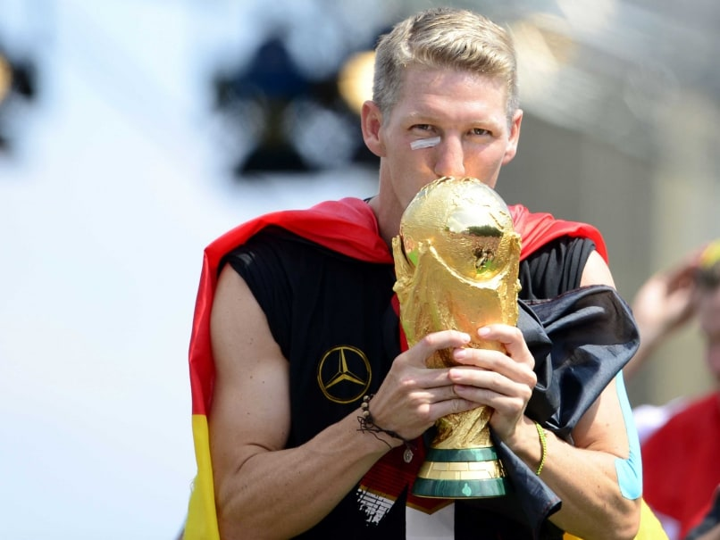 FIFA World Cup Trophy Damaged by Mystery German Player