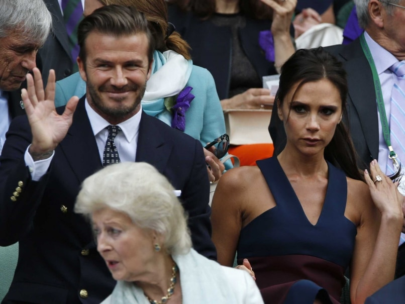 David Beckham's Earnings Drop 10 Percent After Retiring