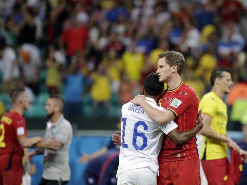 Belgium vs USA WC 14