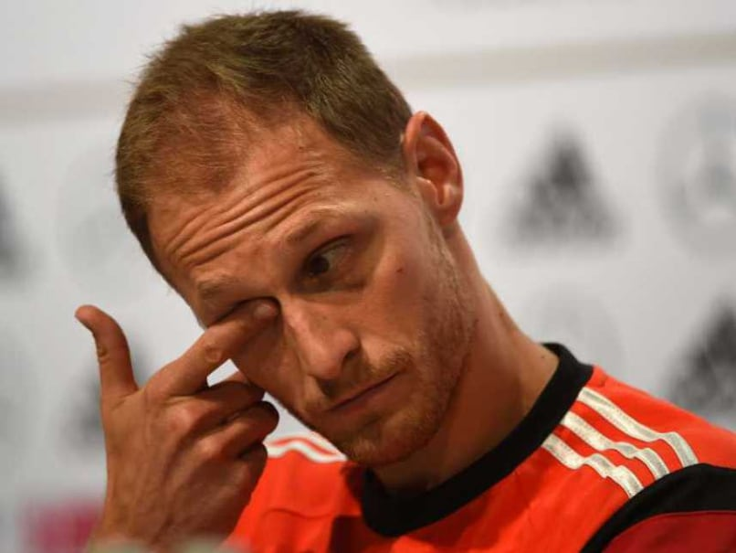 FIFA World Cup 2014 Final: 'Weak Link' Benedikt Hoewedes Out to Keep Lionel Messi Quiet
