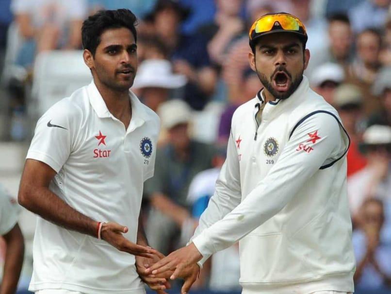 India in England: Bhuvneshwar Kumar Credits Dale Steyn, Praveen Kumar for Success