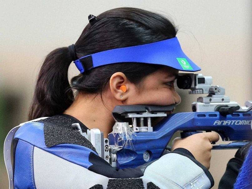 Apurvi Chandela Sets World Record in 10m Air Rifle at Swedish Cup Grand Prix