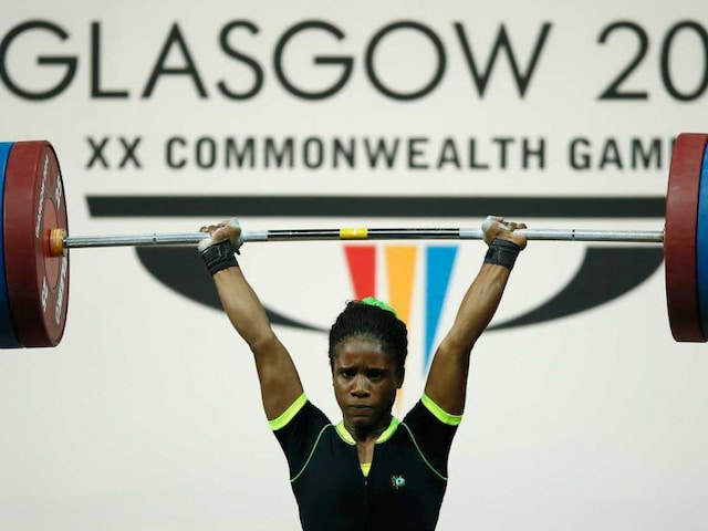 Commonwealth Games 2014:  Nigerian Weightlifting Winner Fails Doping Test