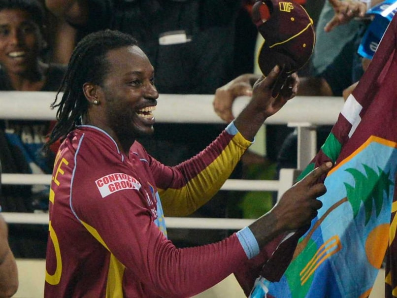 Chris Gayle Slammed for 'Sexist' Reply to Woman Journalist's Question
