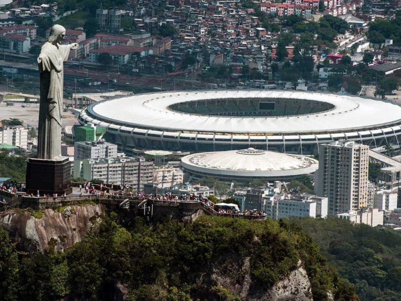 Rio's Christ to Light Up Twitter's World Cup Campaign