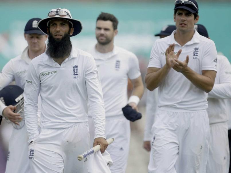 Alastair Cook Hails 'Great Win' as England Snap Losing Streak