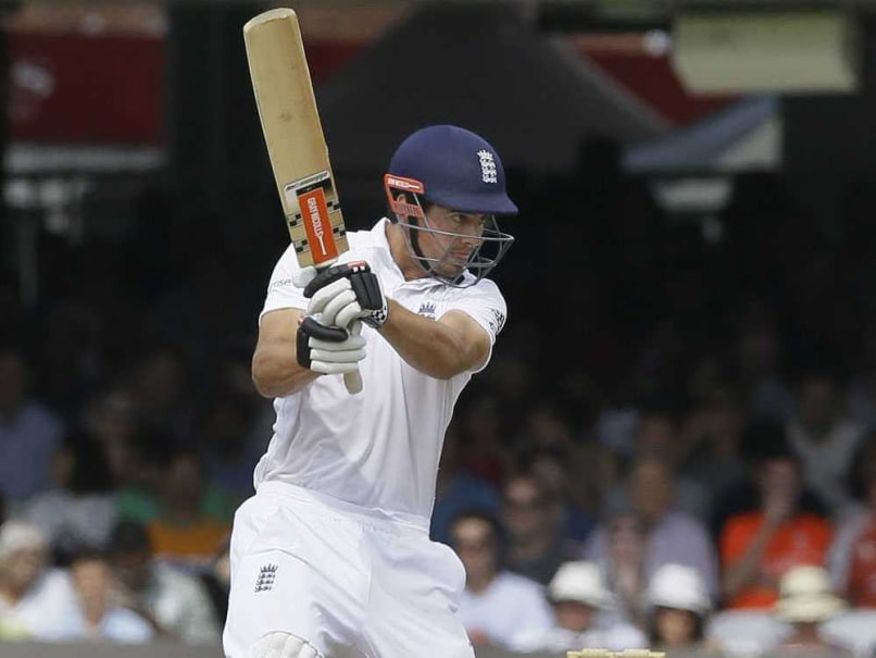 Cook England India