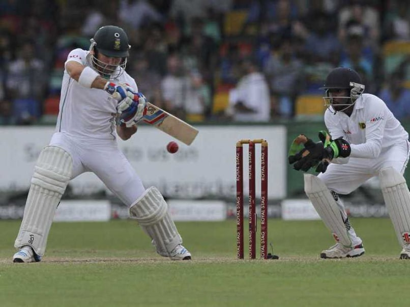 2nd Test: South Africa Lose Opener Dean Elgar on Rain-Hit Final Day vs Sri Lanka