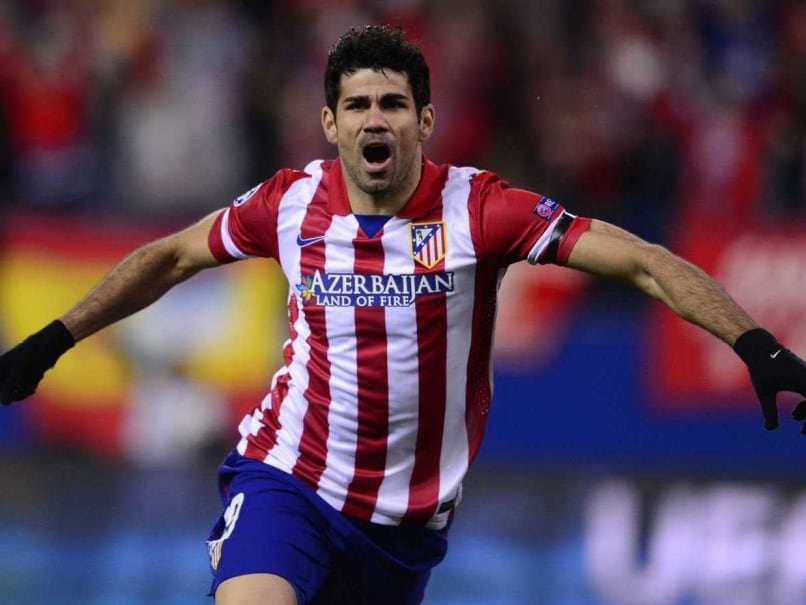 English Premier League: Chelsea Complete Diego Costa Move