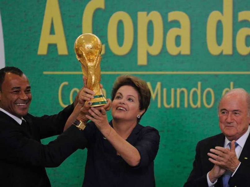 Brazil's President Tweets Rallying Cry for World Cup Team