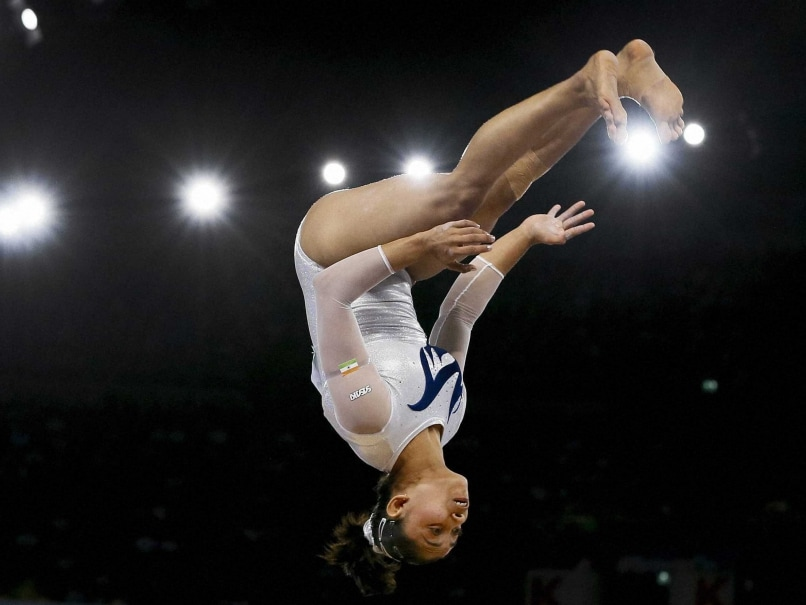 Dipa Karmakar Vaults to Historic  Commonwealth Games Bronze