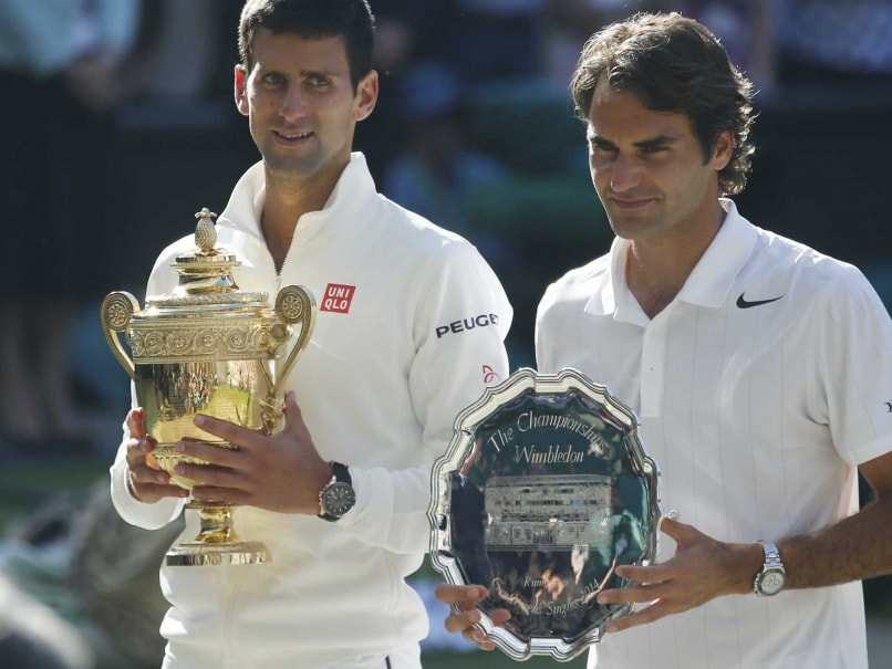 Thank You, Roger for Letting Me Win, Says Wimbledon Champion Djokovic