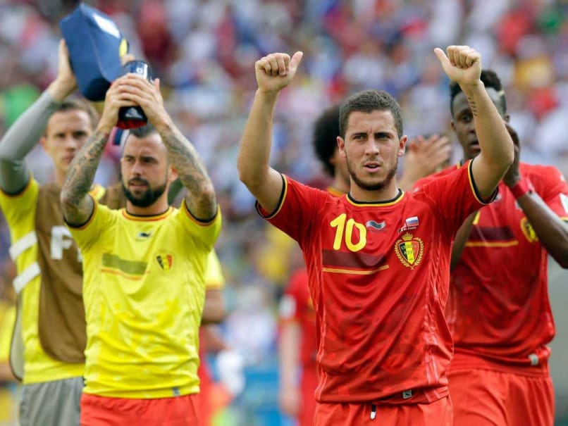 Belgium's Eden Hazard Acknowledges Failure at World Cup