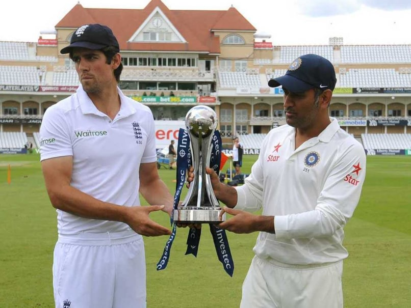India vs England: MS Dhoni Street-Smart, Alastair Cook Unimaginative, Says Steve Waugh