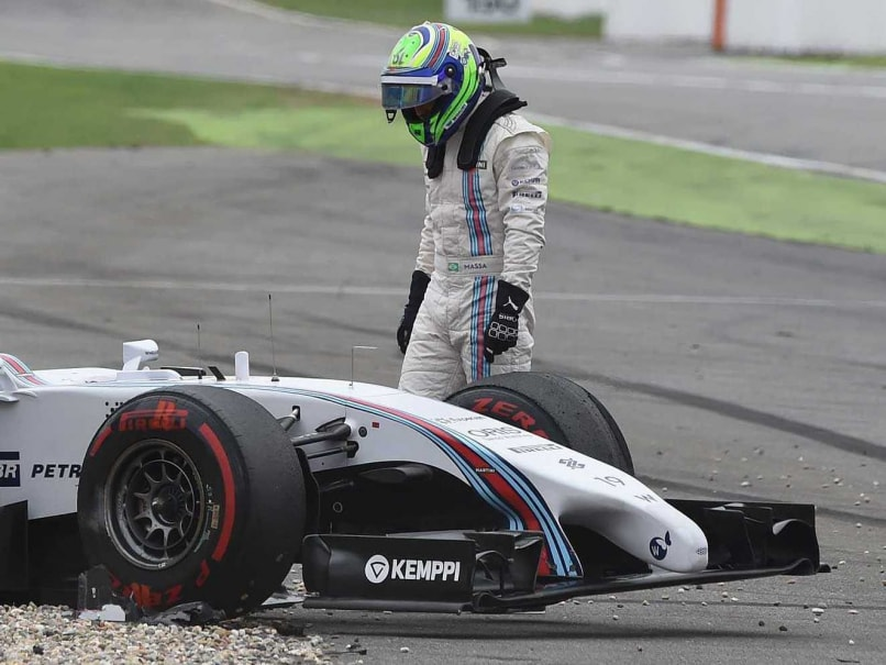 Kevin Magnussen Pleads Innocence Over Felipe Massa Clash