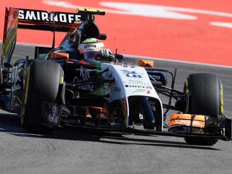 Sahara Force India Drivers in Top-Ten for German Grand Prix