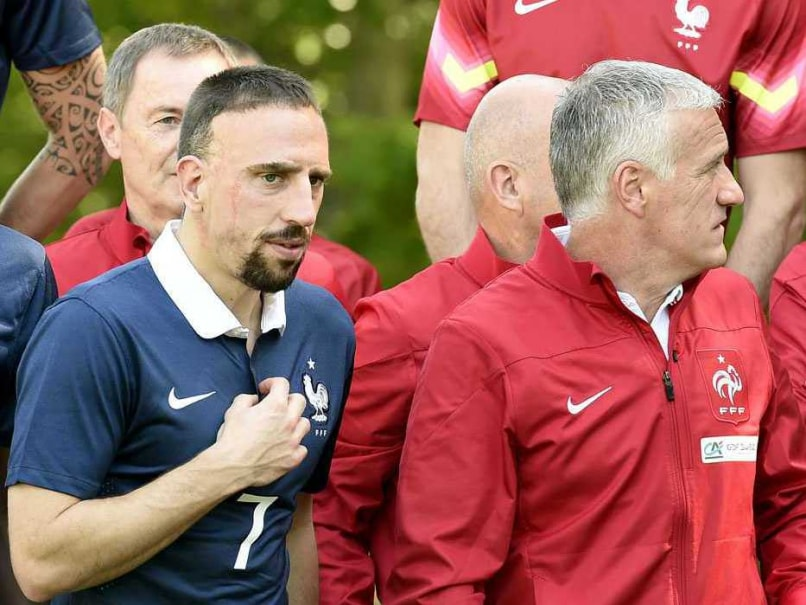 FIFA World Cup 2014: Franck Ribery Will Not be Going to Brazil to Play in France-Germany Clash