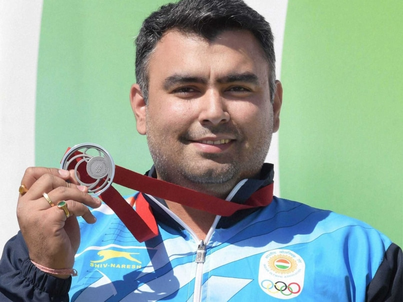 Gagan Narang Pleased After Winning Silver at Commonwealth Games 2014