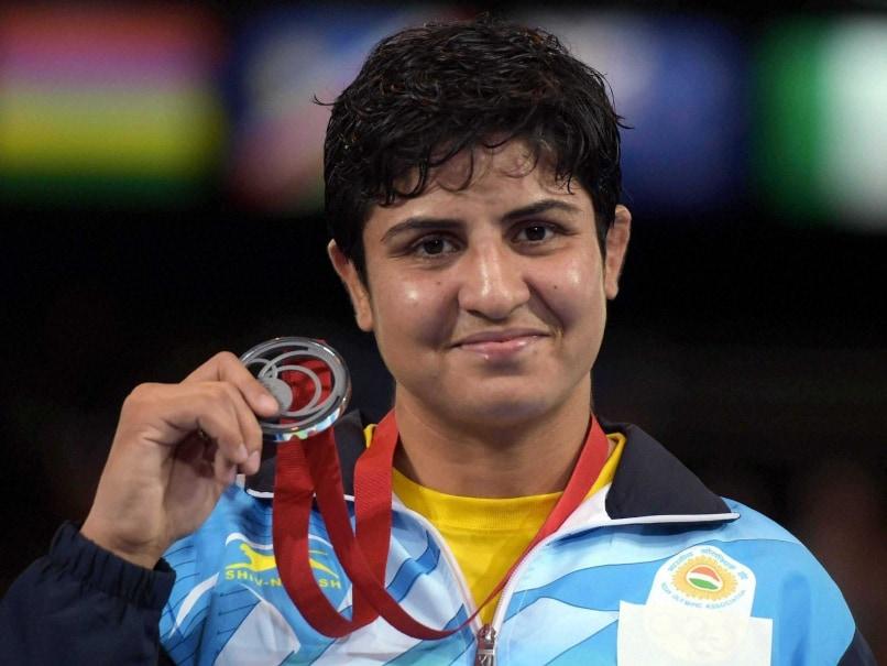 Commonwealth Games 2014: Geetika Jhakar Settles for Silver in 63kg Freestyle Wrestling