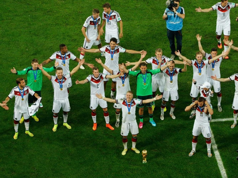 World Cup Title Caps Decade-Long Project for Germany and Joachim Loew