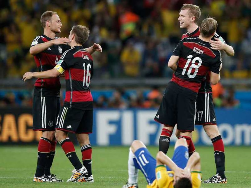 FIFA World Cup 2014: Germany Take 'Tiki-Taka' to Another Level