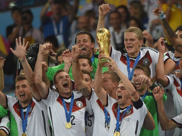 Germany Aim to Dominate For a Decade, Says Coach Joachim Loew