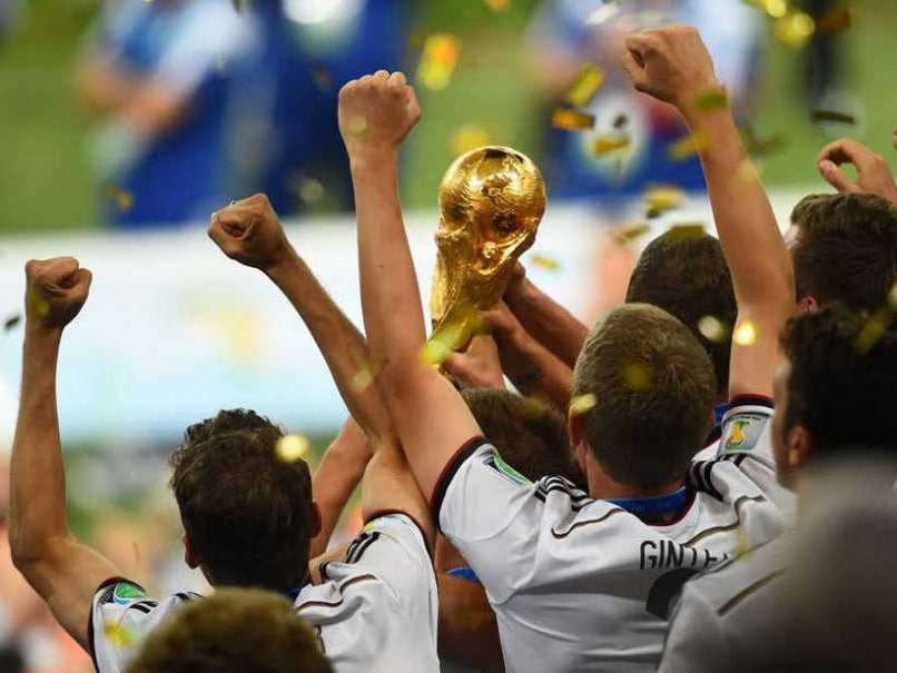 Germanys World Cup Heroes Take to Silver Screen