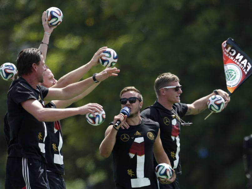 FIFA World Cup: Germany's Victory Dance Taunting Argentina Draws Fire