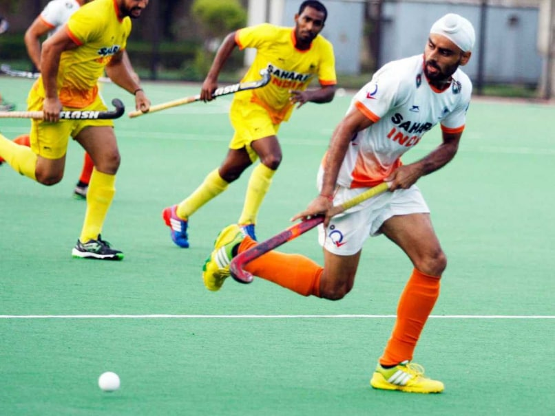 Indian Hockey Forwards Ready for Sri Lanka Challenge: Gurwinder Singh Chandi