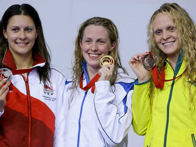 Commonwealth Games 2014: Swimming Gold Rush for Scotland, Australia on Day One
