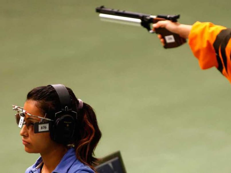Abhinav Bindra, Heena Sidhu to Lead Indian Challenge in World Championships