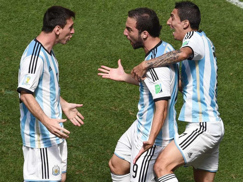 World Cup 2014: Argentina Edge Belgium, Make Semis for 1st Time Since 1990