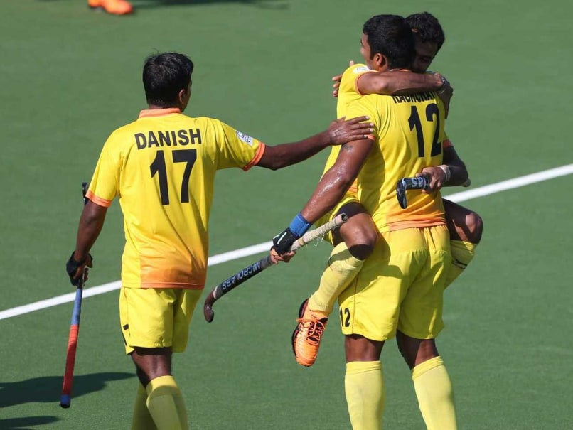CWG 2014: India Eyeing Win Against South Africa for Hockey Semi-Final Spot