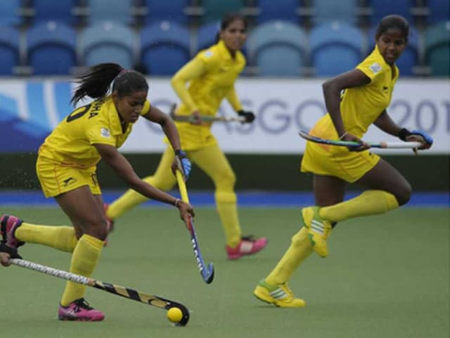 Indian Womens Hockey Team Loses to New Zealand in Hawkes Bay Cup