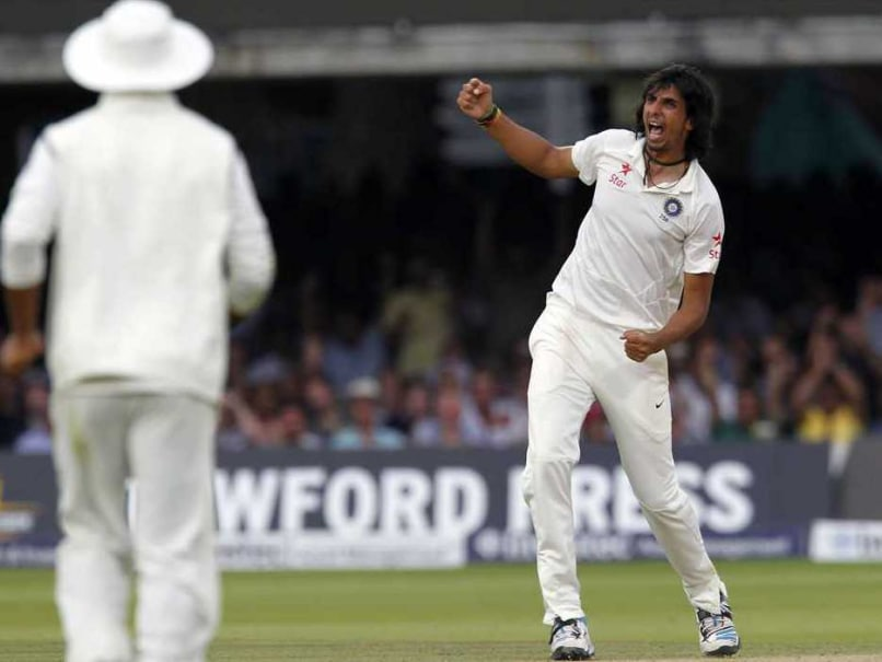 Ishant Bell Wicket