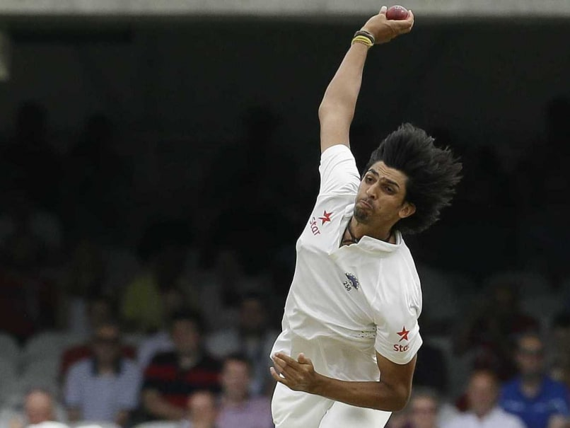 Ishant Sharma Lords