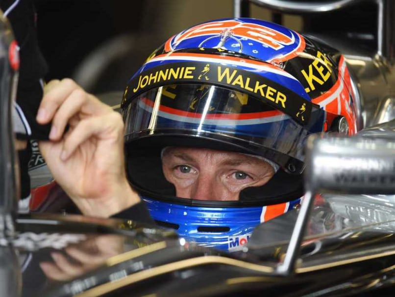 McLaren Boss Ron Dennis Wants More From Jenson Button