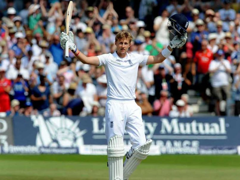 Joe Root 4th Test ton