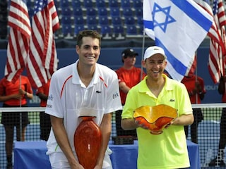 Top-Seeded John Isner Wins 2nd Straight Atlanta Title