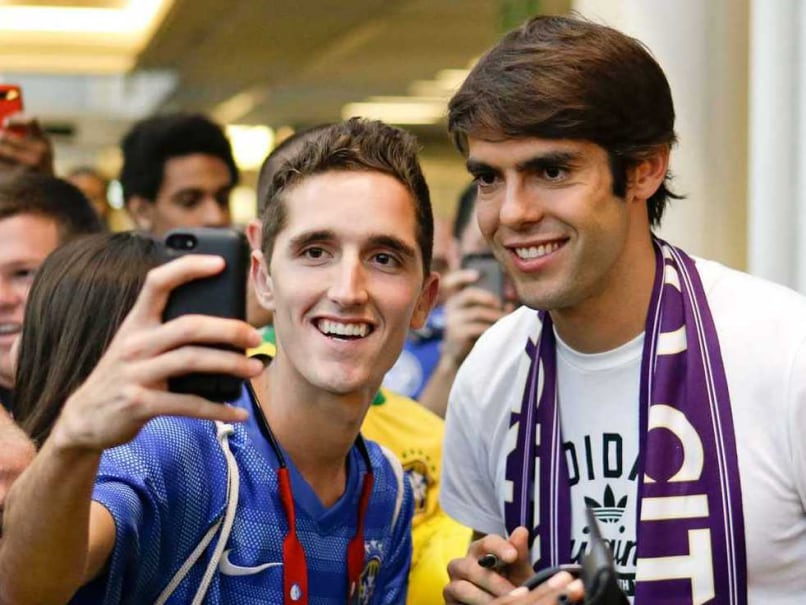 Brazilian Star Kaka Officially Unveiled as Major League Soccer Club Orlando City's New Signing