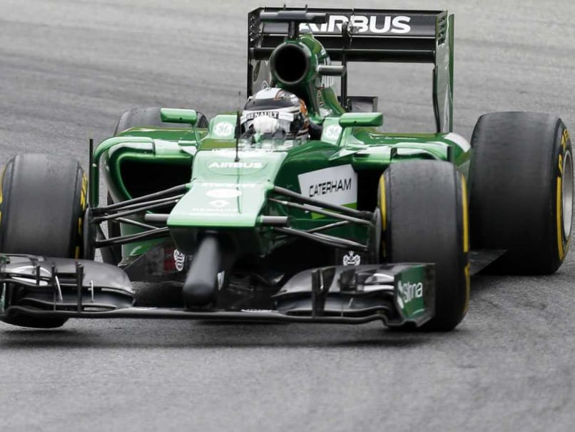 Kamui Kobayashi Believes Caterham Future Assured