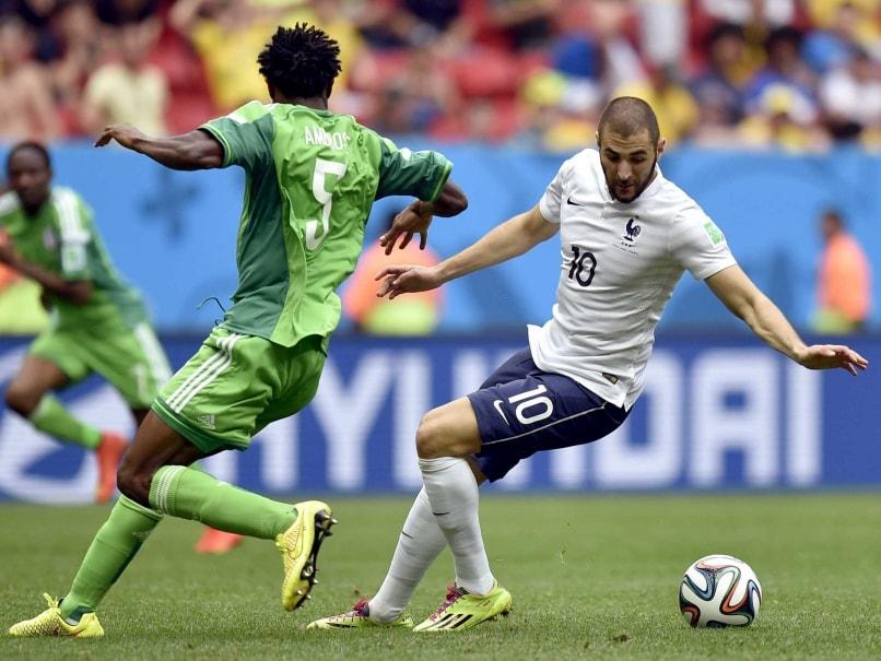 Karim Benzema - France WC
