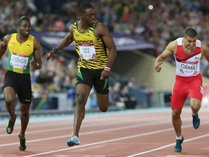 CWG: Kemar Bailey-Cole Fills Usain Bolt Void in 100m, But Blessing Okagbare Ruins Double for Jamaica