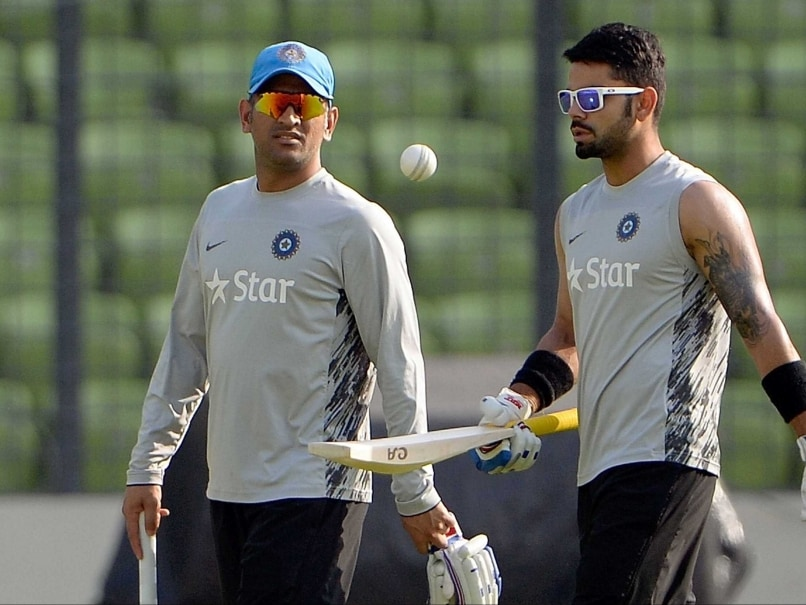 'There Will be Serious Questions if Dhoni loses the Test series'