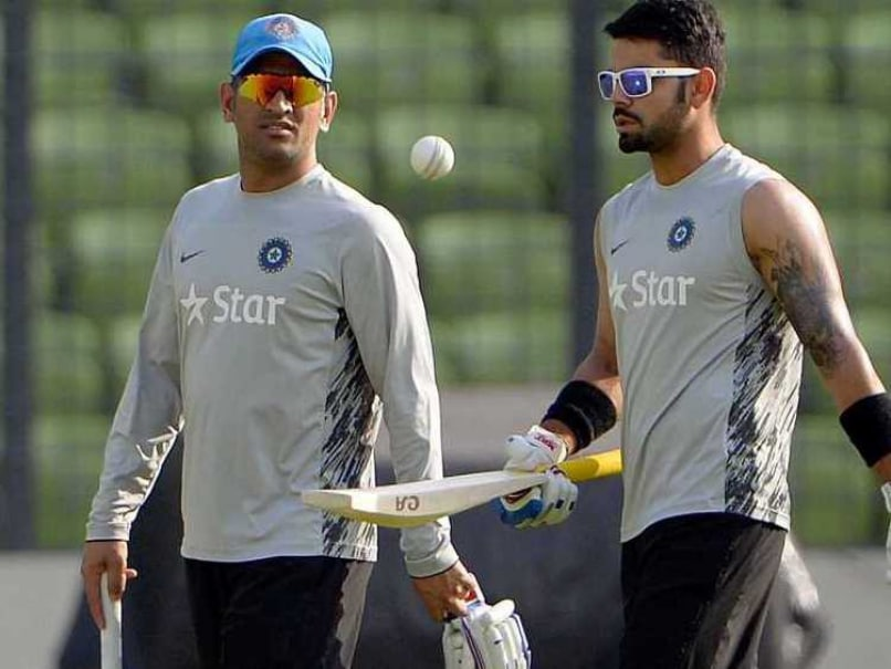 Mahendra Singh Dhoni Right Man to Lead India, Virat Kohli's Time Will come: Rahul Dravid